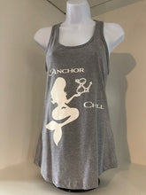 Load image into Gallery viewer, Ladies Mermaid Racerback Tank