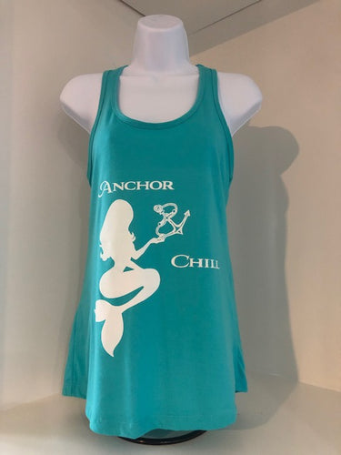 Ladies Mermaid Racerback Tank