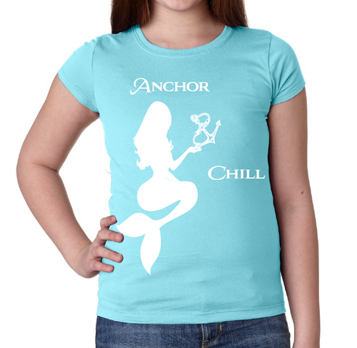 Youth Girls' Mermaid T-Shirt