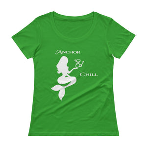 Ladies' Scoopneck Mermaid T-Shirt