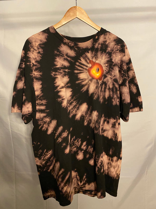 Bleach Dye M87 Black Hole Tee