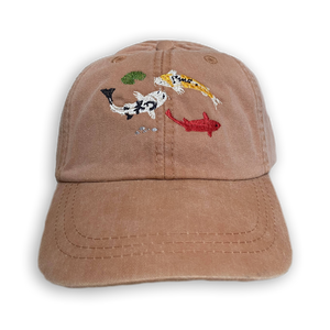 Koi Enthusiast Dad Hat