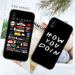 Friends Tv Show iPhone Cases