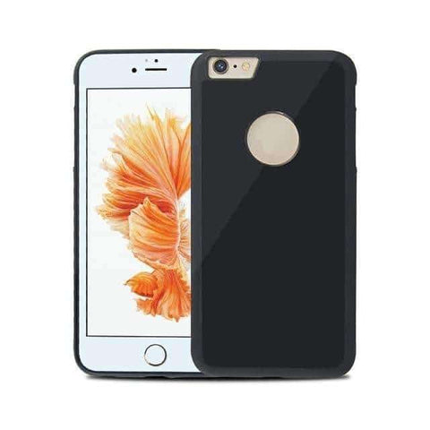 Hapyyness Black / iPhone 6 6S Magical Anti Gravity iPhone case® with Nano-Suction Technology™