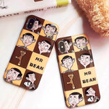 Hapyyness For Iphone6 6s Mr.Bean iphone Case
