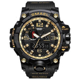 Hapyyness Gold All In One Camouflage Military Watch®
