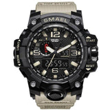 Hapyyness Khaki All In One Camouflage Military Watch®