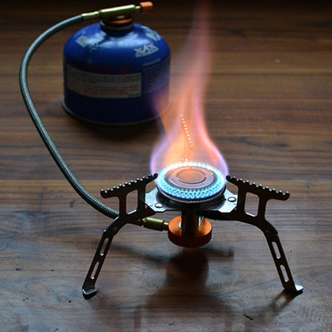 Foldable Mini Windproof Gas Stove
