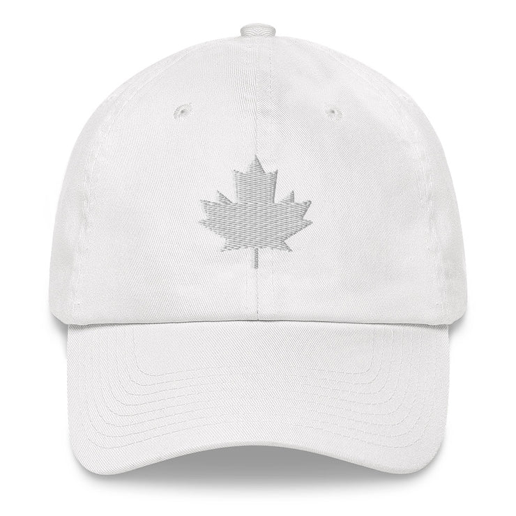 Maple Leaf Hat
