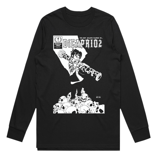 Dicaprio Comic Long Sleeve