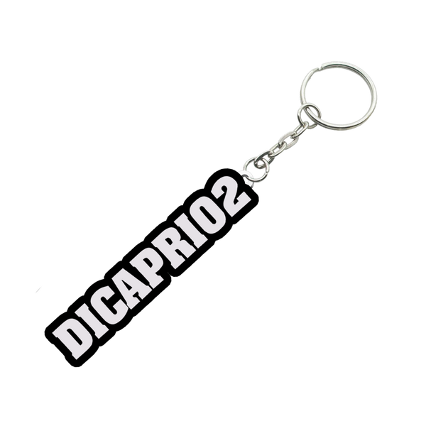 Dicaprio2 Keychain