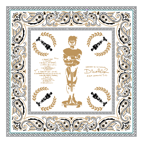 White Trophy Bandana