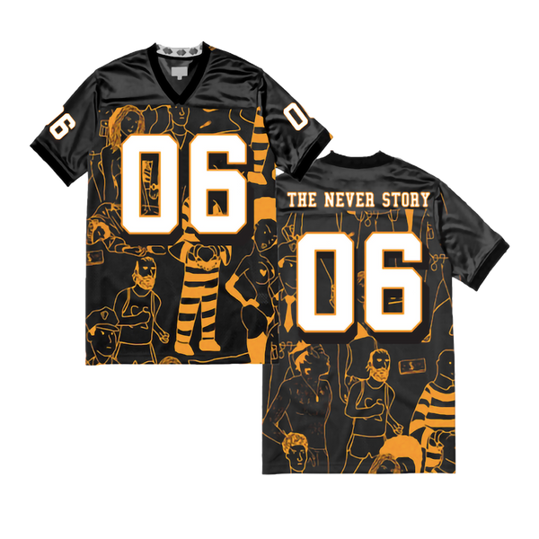 Never Story Football Jersey (Pre Order)