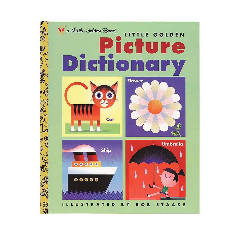 Little Golden Book Picture Dictionary