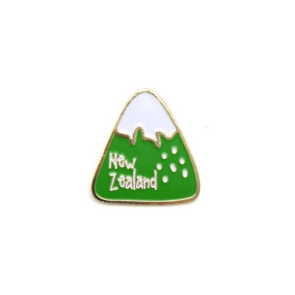 New Zealand Metal Pin Mountain