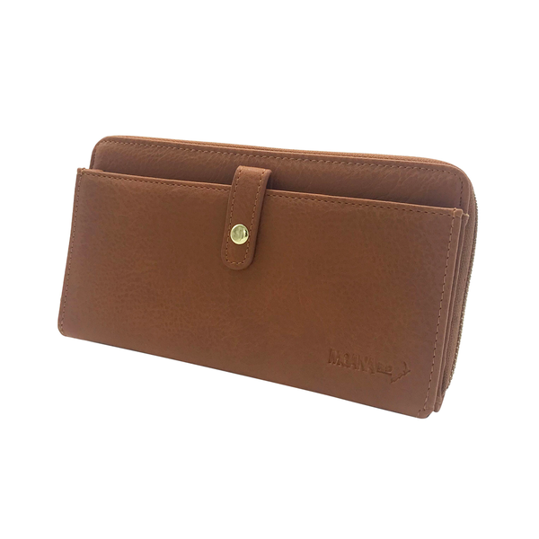 Moana Road Wallet Fitzroy Tan