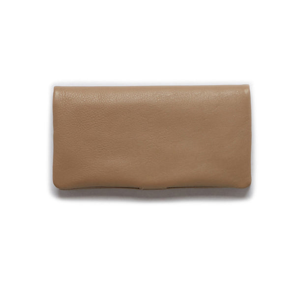 Stitch & Hide Leather Wallet Jesse Dusty Linen
