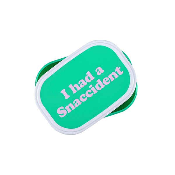 Yes Studio Snack Box Large Snaccident