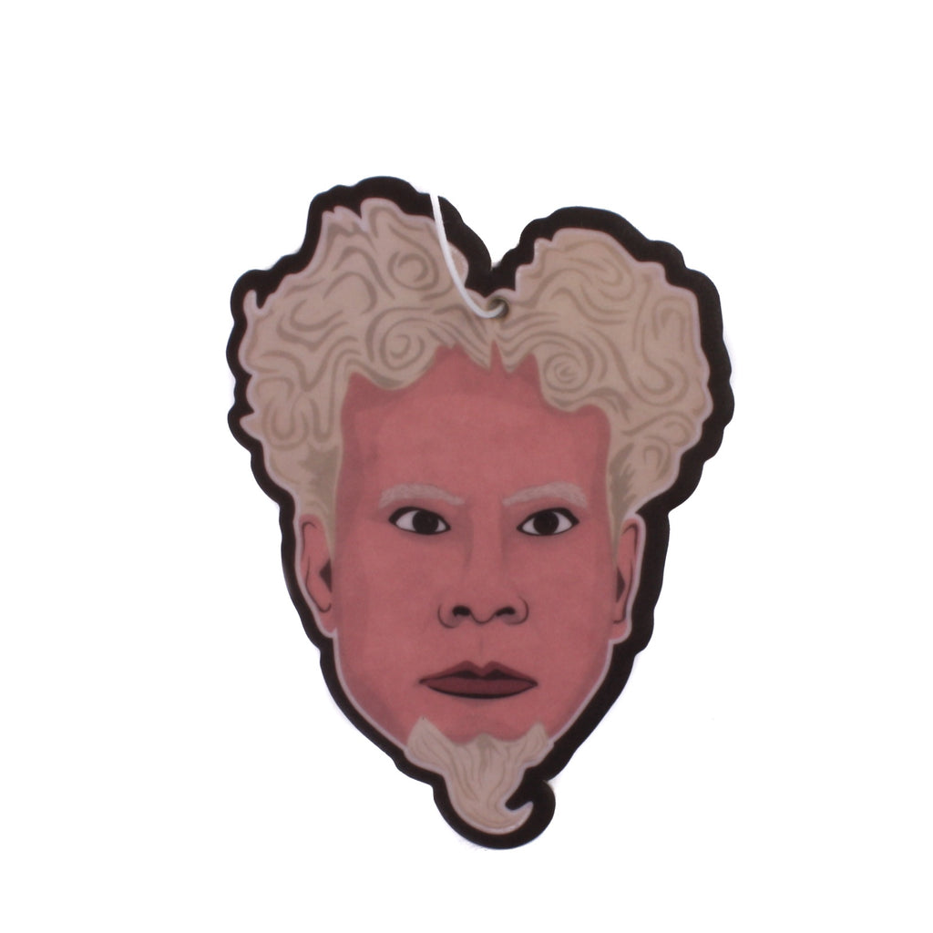 Pro and Hop Air Freshener Mugatu