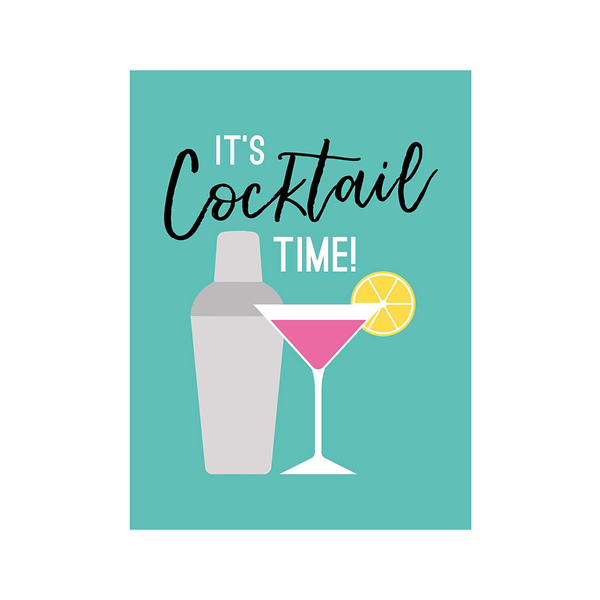 Its Cocktail Time