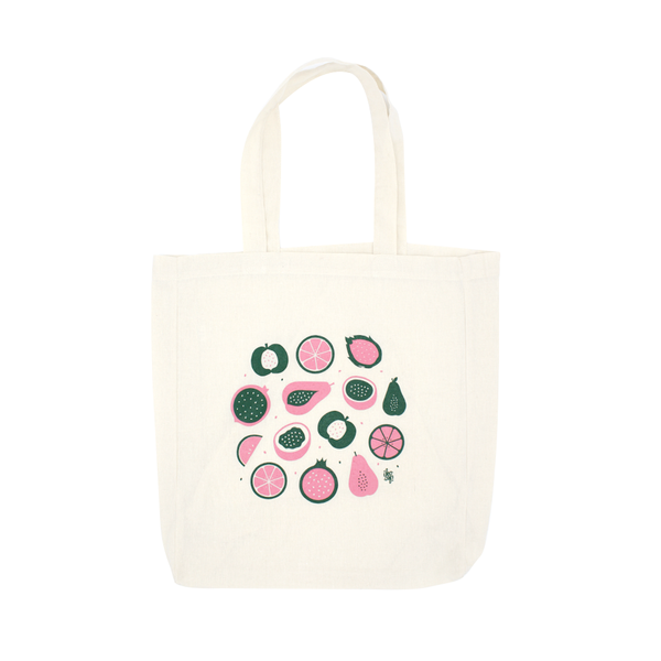 Iko Iko Simple Tote Talula Fruits