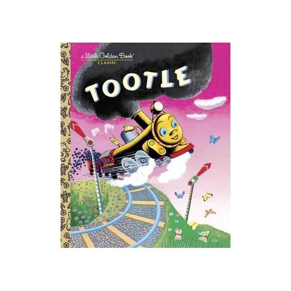 Little Golden Book Tootle