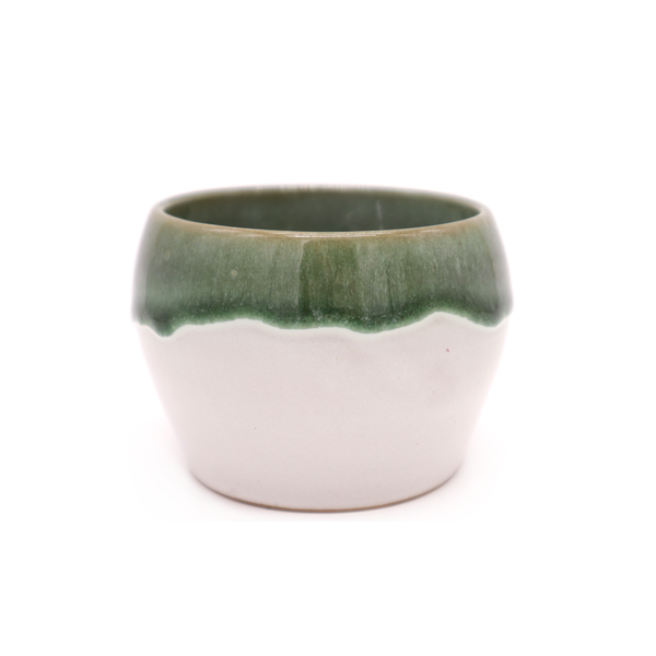 Fair Trade Green Lipped Little Planter