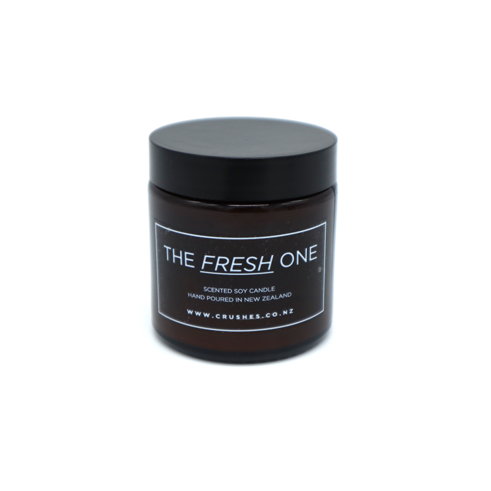 Crushes Scented Soy Candle The Fresh One