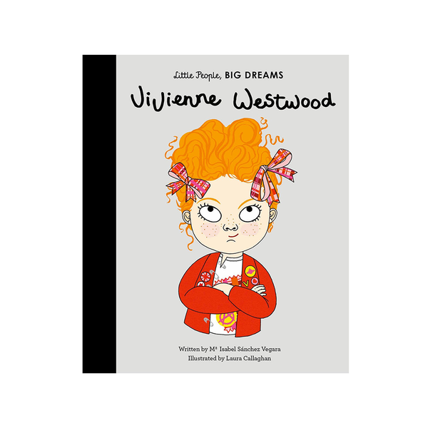 Little People Big Dreams Vivienne Westwood