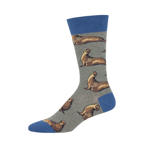 Socksmith Socks Mens Elephant Seals