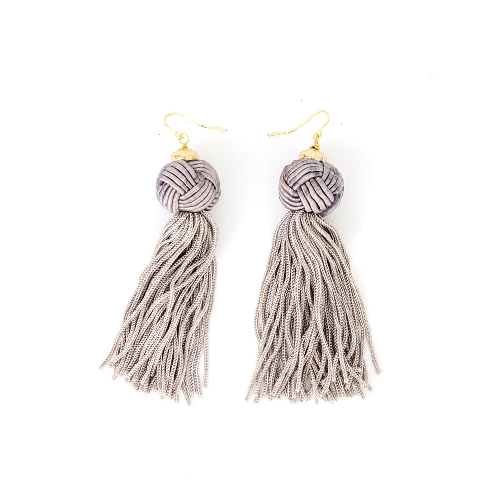 Stella + Gemma Earrings Emma Grey