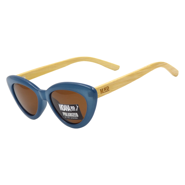 Moana Road Sunnies Bette Davis Blue
