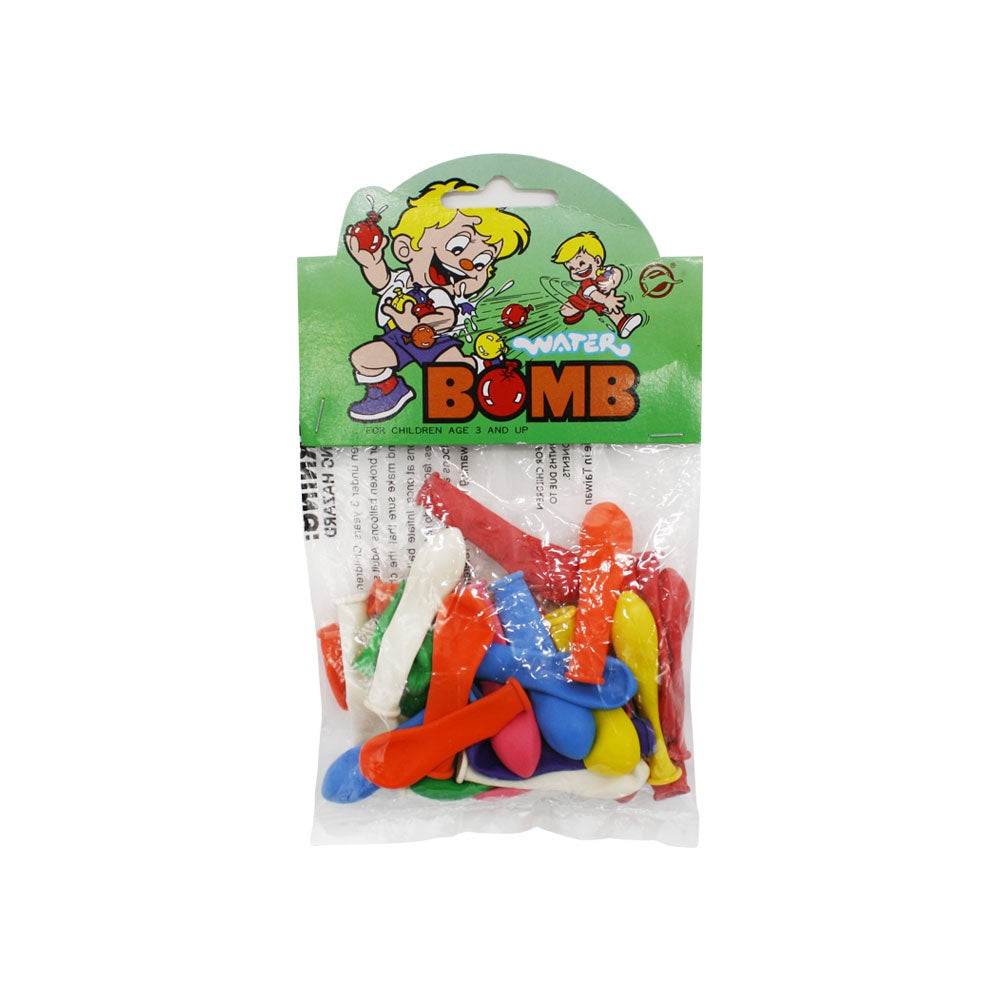 Water Bomb Balloons Pack of 35