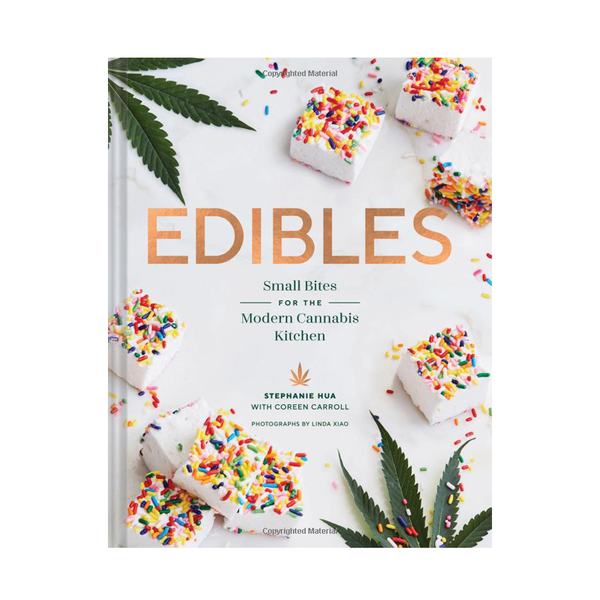 Edibles Bites for the Small Cannabis Kitchen