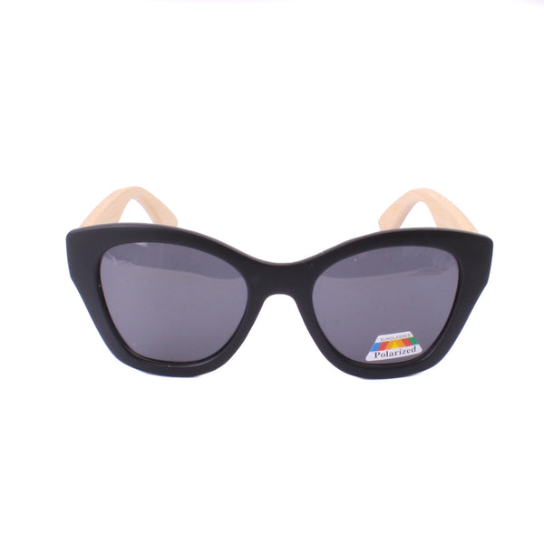 Moana Road Sunnies Hepburn Black