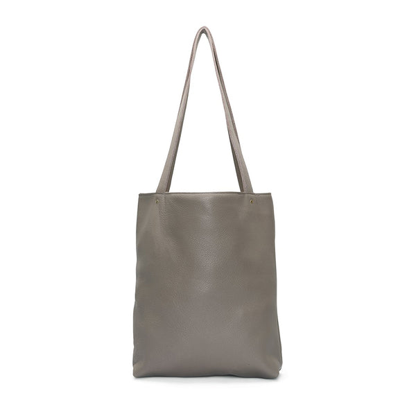 Go Ask Alice Ingrid Tote Bag Dark Grey