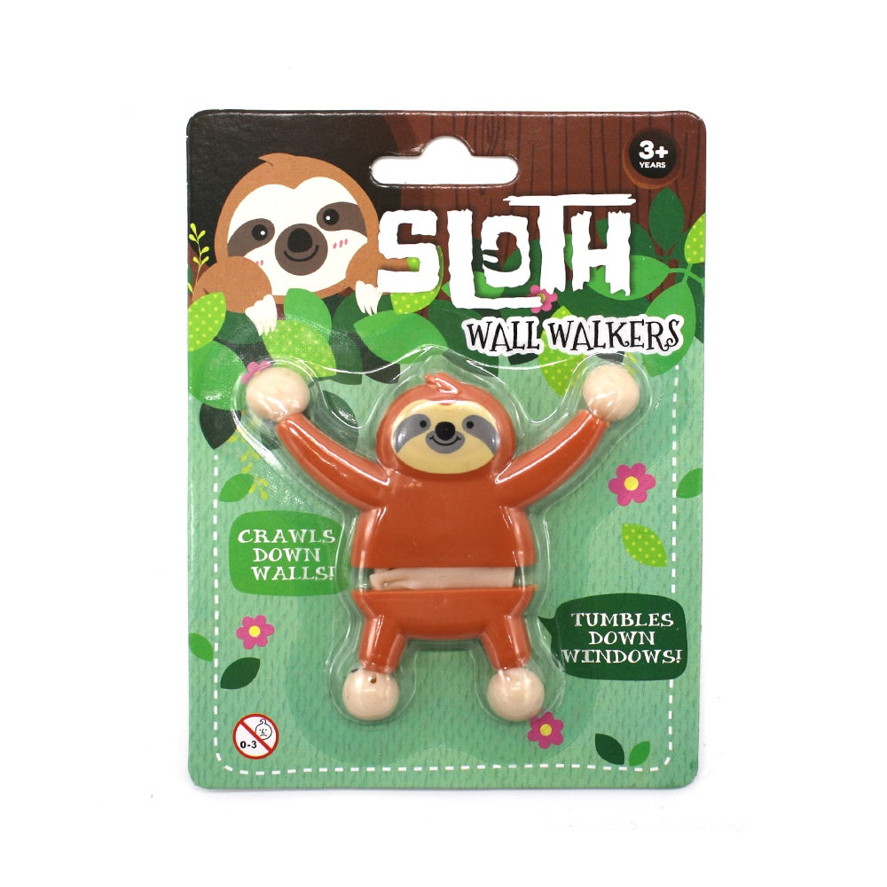 Sloth Wall and Window Walker