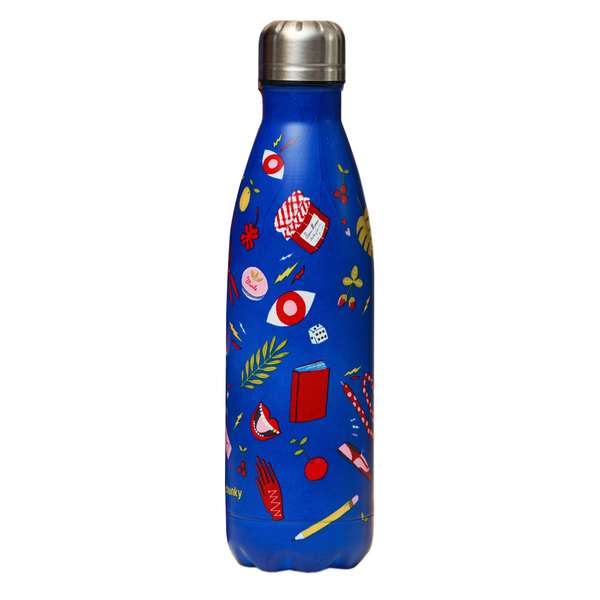 Chunky Bottle 500ml Lisa Congdon Happy Day