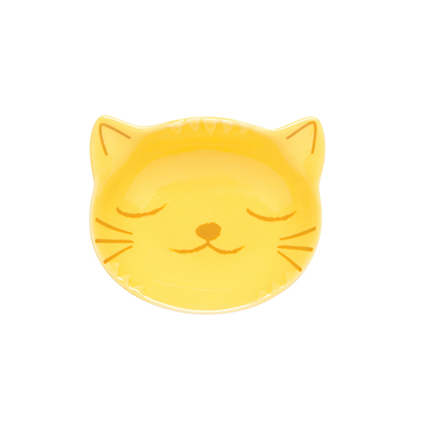 Now Design Cat Face Dish