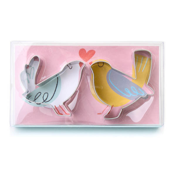 Meri Meri Cookie Cutter Love Birds