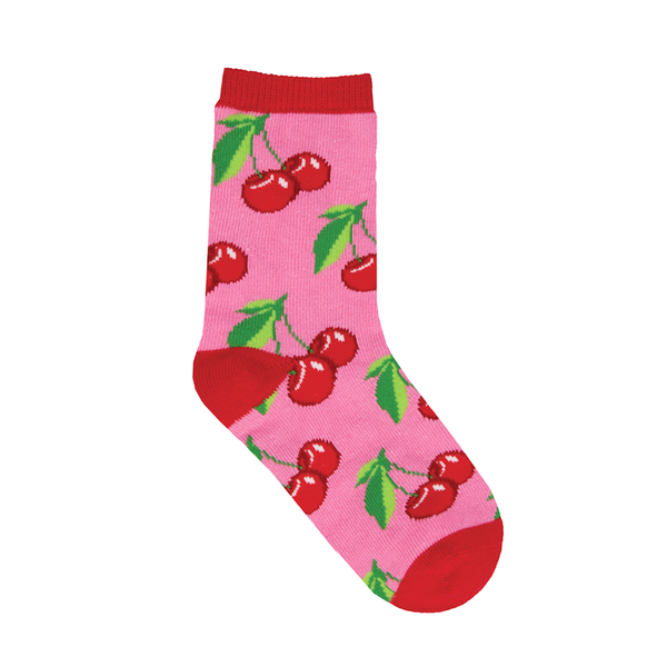 Socksmith Socks Kids Mon Cherry Amour