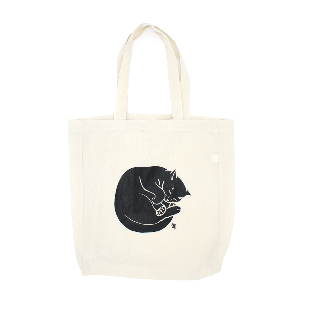 Iko Iko Simple Tote Talula Cat