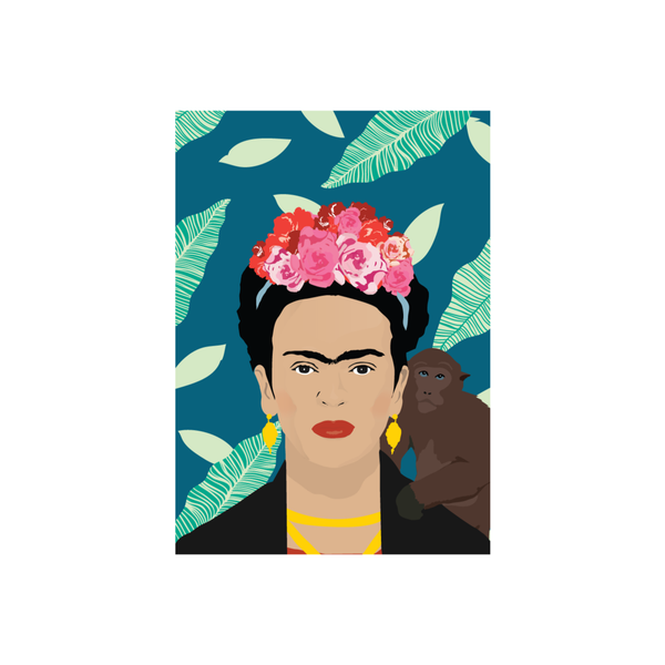 Iko Iko Card Frida Love