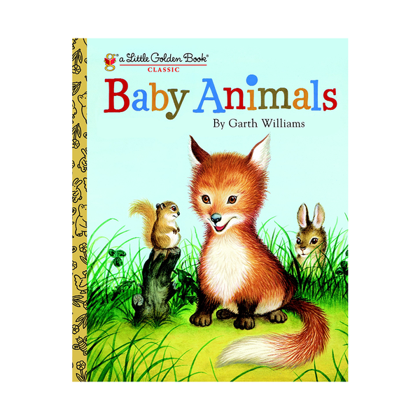 Little Golden Book Baby Animals