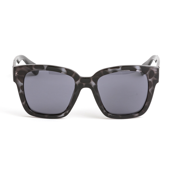 Damsel Sunglasses Boston Grey Leopard