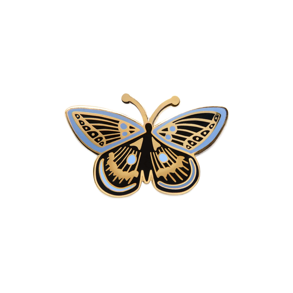 Rifle Paper Co Enamel Pin Butterfly
