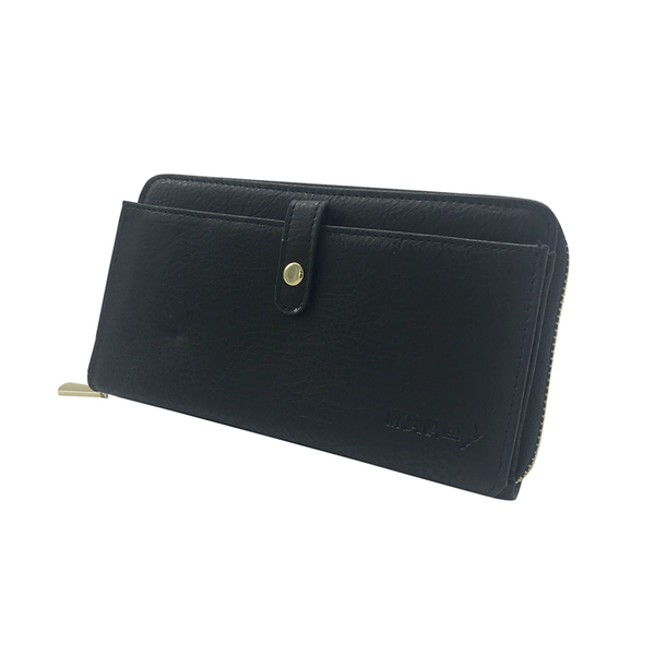 Moana Road Wallet Fitzroy Black