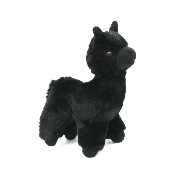 Alpaca Soft Toy Black