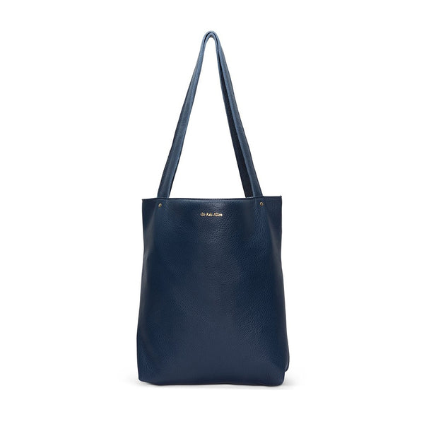 Go Ask Alice Ingrid Tote Bag Navy