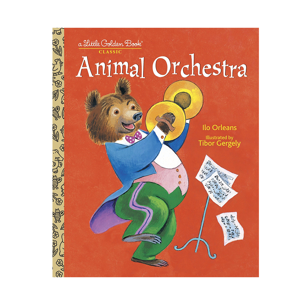Little Golden Book Animal Orchestra
